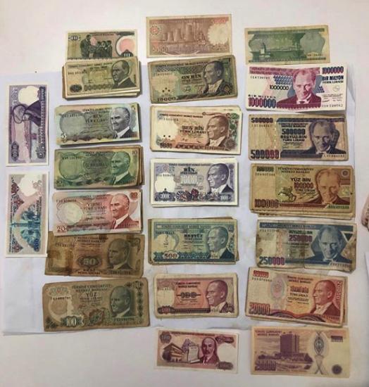 Cumhuriyet Kağıt Para Koleksiyonu
