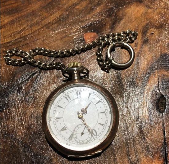 Osmanlı Dönemi Köstekli Saat