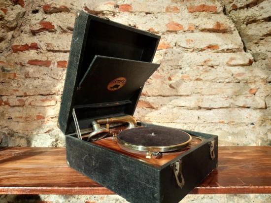 Made in Germany Gramafon