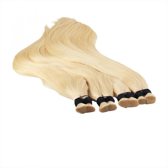 %100 Doğal İnsan Saçı / Naturel Renk / Ham Saç / 100 Gr.