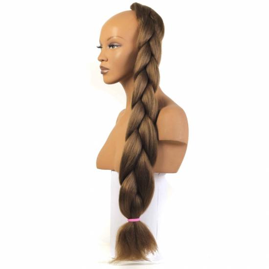 MISS HAIR BRAID / 18T# - Zenci Örgüsü Saçı, Afrika Örgüsü Malzemesi,Rasta,Topuz Saçı
