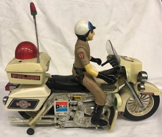 POLİS MOTORU POLİCE JUMBO SA 170 OYUNCAK