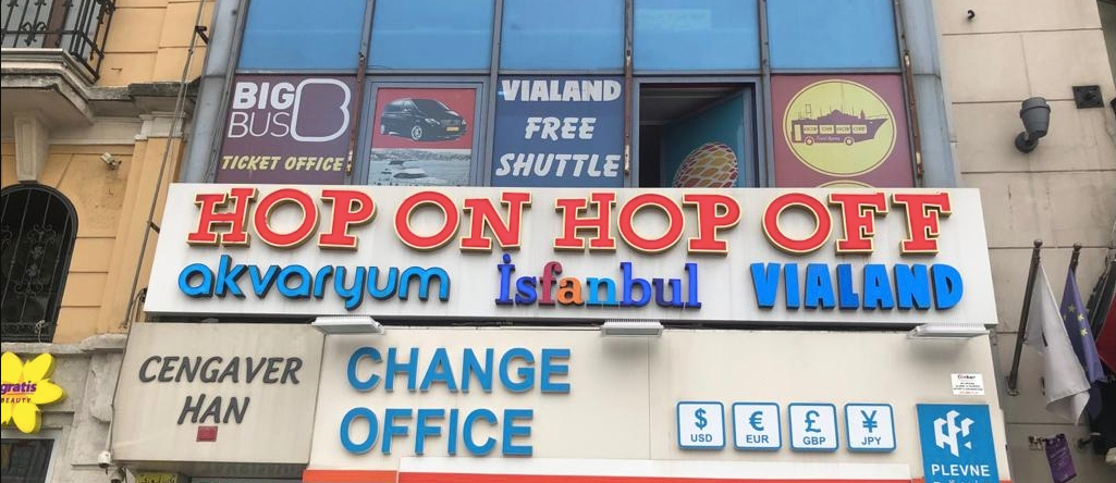 Hop On Hop Off İstanbul